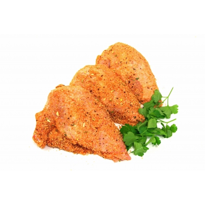 Southern Fried Breasts